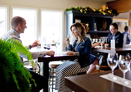 couples wine country escape